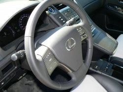 Inside Story: 2010 Lexus HS 250h greenreviews