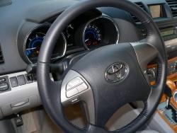 Inside Story: 2010 Toyota Highlander Hybrid toyota inside story hybrids