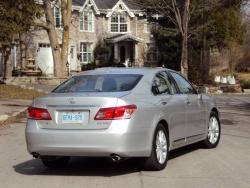 Test Drive: 2010 Lexus ES 350 car test drives luxury cars lexus