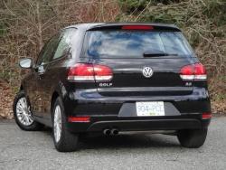 2010 Volkswagen Golf 2.5