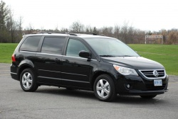 Made in Canada: 2010 Volkswagen Routan volkswagen made in canada long term auto tests auto articles