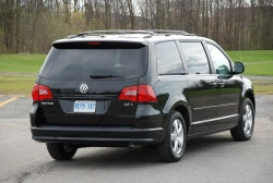 2010 Volkswagen Routan Highline