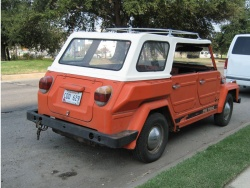 Volkswagen Thing; photo by Wikipedia user Infrogmation