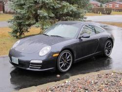 2010 Porsche 911 Targa4