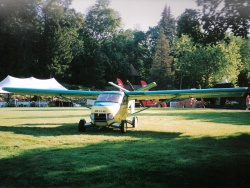 1956 Aerocar, wings extended