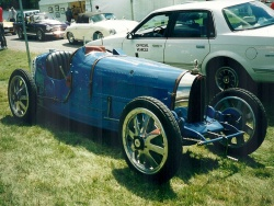 1927 Bugatti Type 35B; photo by Bill Vance