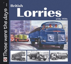 British Lorries of the 1950s, by Malcolm Bobbitt