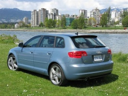 Test Drive: 2010 Audi A3 TDI car test drives luxury cars audi