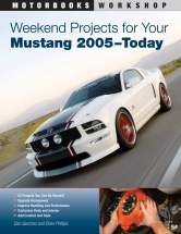 Weekend Projects for your Mustang, 2005-Today