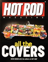 Book Review: HOT ROD Magazine: All the Covers auto book reviews