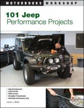 Book Review: 101 Jeep Performance Projects auto book reviews