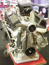 Lancia V6 engine; photo by Wikipedia user Stahlkocher