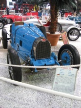Bugatti Type 35C race car; photo by Christian Kath