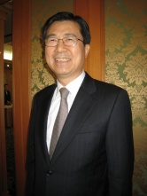 Seung Hwa Suh, vice-chairman and CEO of Hankook Tire
