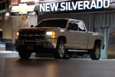 2011 Chevrolet Siverado HD