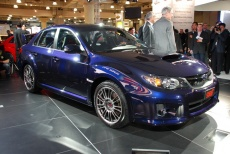 2011 Subaru STi sedan
