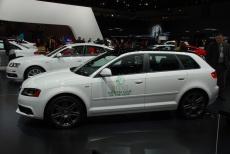 2010 World Green Car - Audi A3 TDI