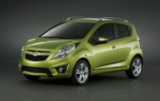 Chevrolet features new small cars at Detroit detroit auto show