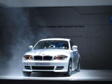 BMW ActiveE electric concept