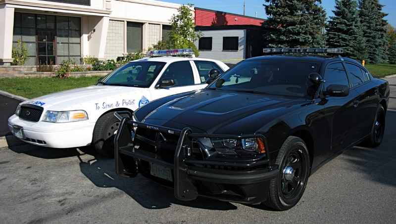 2011 Dodge Charger Enforcer