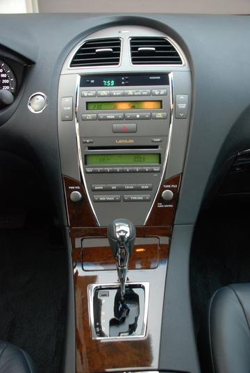 2011 Lexus ES 350 Touring Edition
