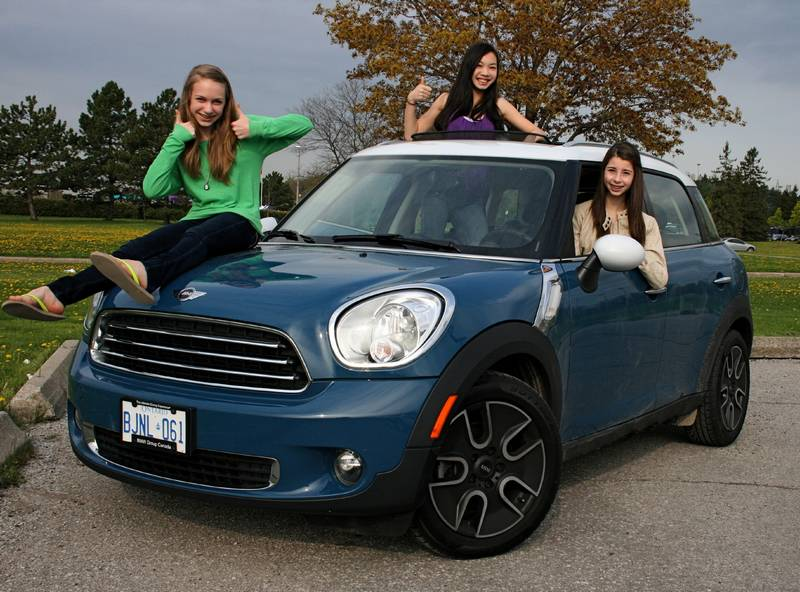 Test Drive: 2011 Mini Cooper Countryman reviews mini car test drives