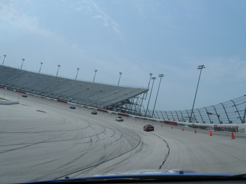 Day three of the Rally Appalachia, at Darlington Raceway