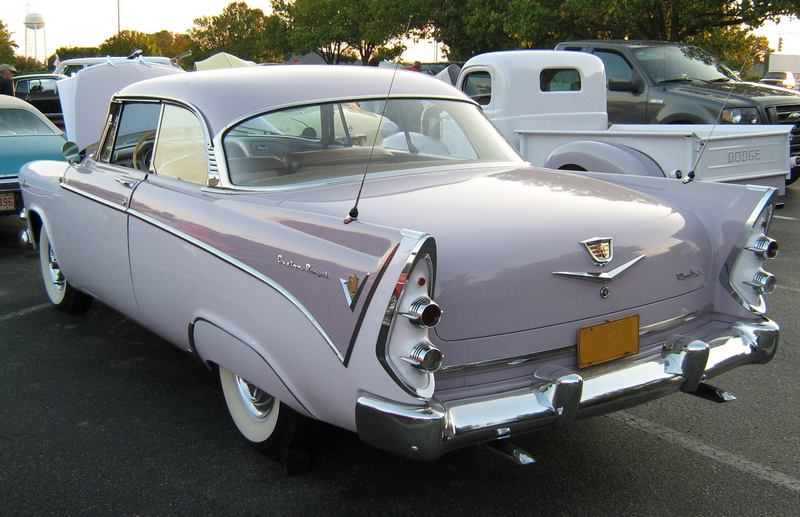 1955 Dodge La Femme; photo by Wikipedia user Christopher Ziemnowicz