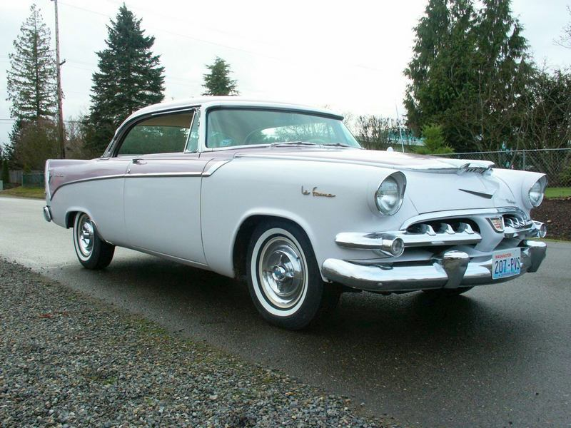 1956 Dodge La Femme; photo courtesy DodgeLaFemme.com