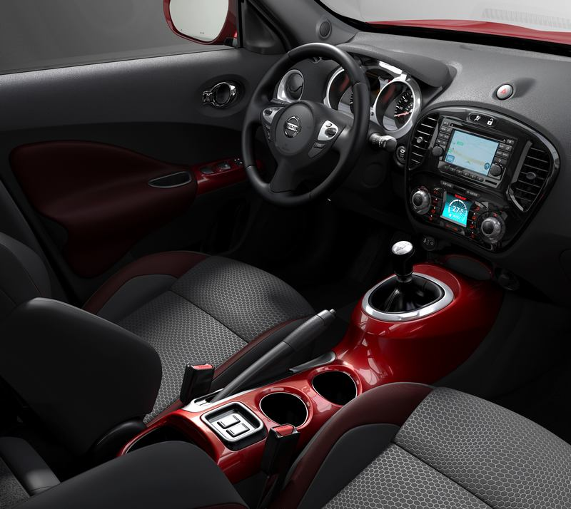 2011 Nissan Juke; photo courtesy Nissan