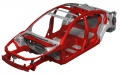 Mazda SkyActiv frame technology