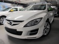 Mazda6 with SkyActiv technology