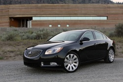 2011 Buick Regal; photo by Russell Purcell