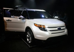 Preview: 2011 Ford Explorer car previews ford