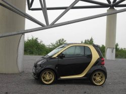 First Drive: 2011 Smart Fortwo  smart first drives electric green news