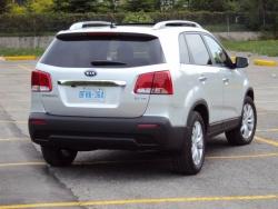 2011 Kia Sorento EX-V6 Luxury