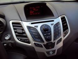2011 Ford Fiesta SES hatchback