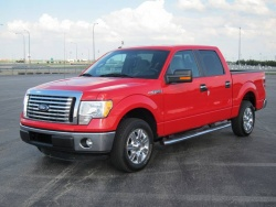 2011 Ford F-150 King Ranch EcoBoost