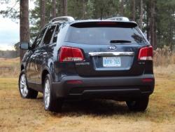 2011 Kia Sorento EX V6 Luxury AWD 7-passenger