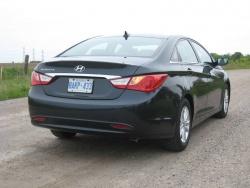 Test Drive: 2011 Hyundai Sonata GLS  car test drives hyundai