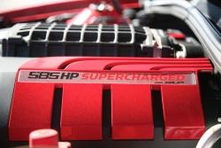 Feature 2011 Chevrolet Camaro Zl585 Slp Autos Ca