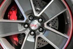 2011 Chevrolet Camaro SLP ZL585
