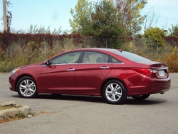 Used Vehicle Review: Hyundai Sonata, 2011 2014 used car reviews hyundai
