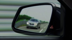 2011 BMW ActiveHybrid 7 blind spot detection