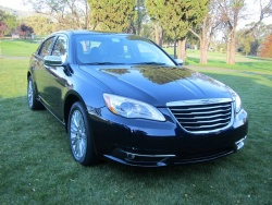 2011 Chrysler 200