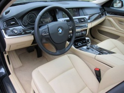 Test Drive: 2011 BMW 528i car test drives luxury cars bmw