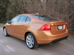 Test Drive: 2011 Volvo S60  volvo car test drives luxury cars