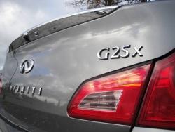 2011 Infiniti G25x