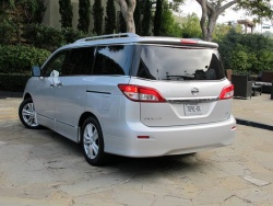 First Drive: 2011 Nissan Quest nissan first drives