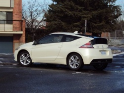 Test Drive: 2011 Honda CR Z videos car test drives hybrids honda